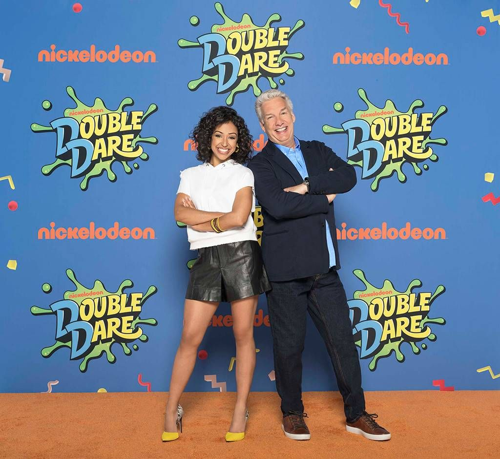 Double Dare new hosts