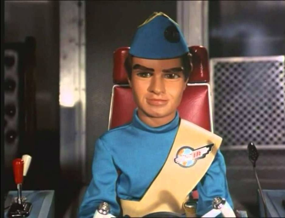 Thunderbirds Virgil
