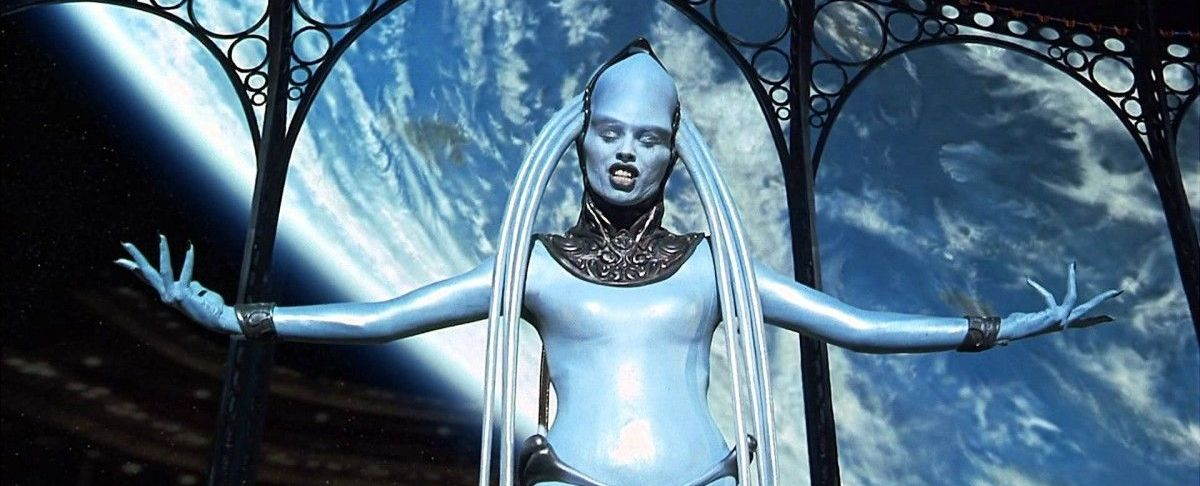 The fifth element Diva