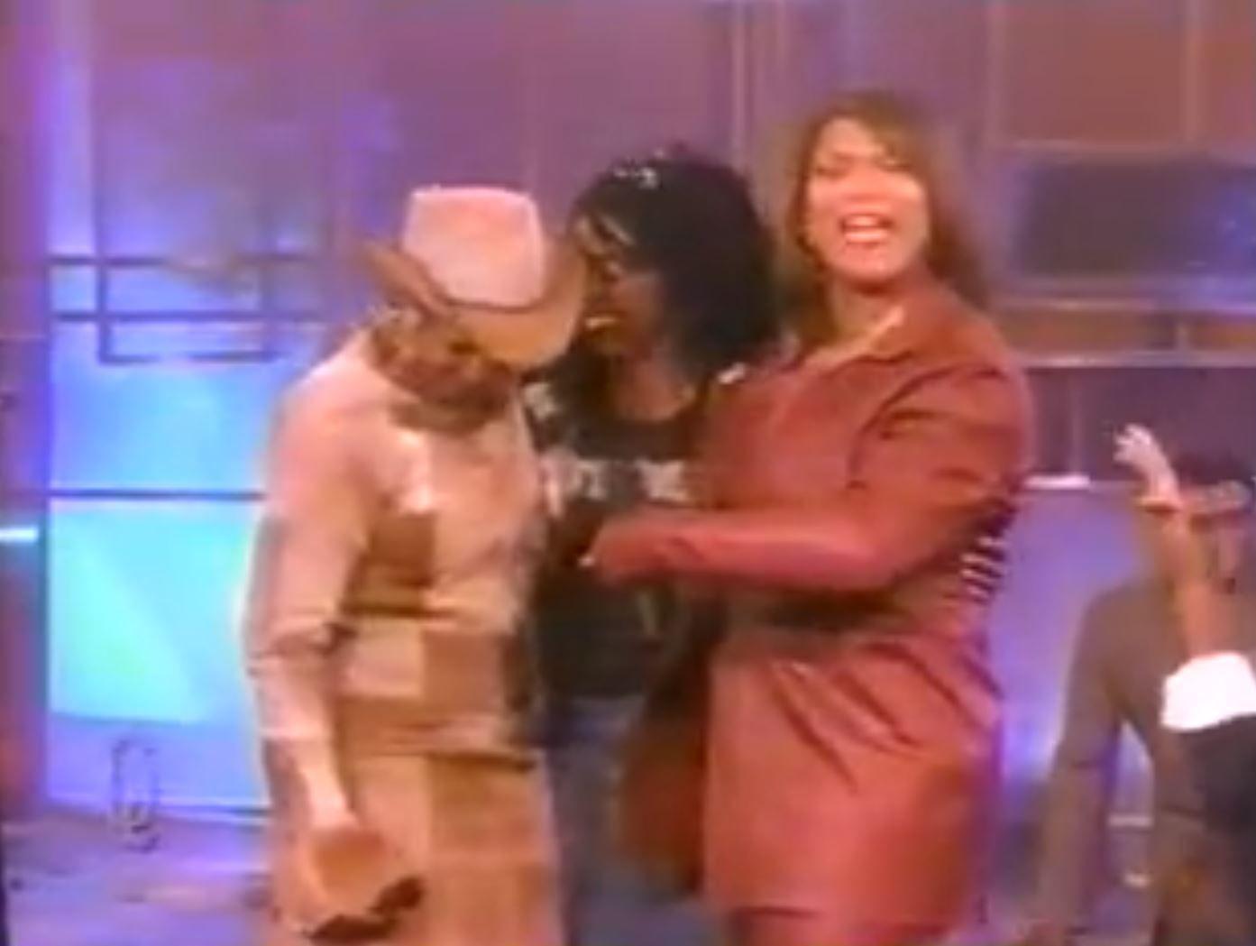 Queen Latifah Show 90s
