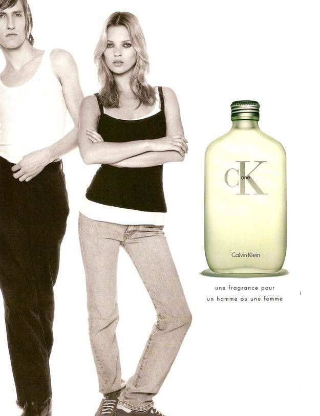 CK One ad