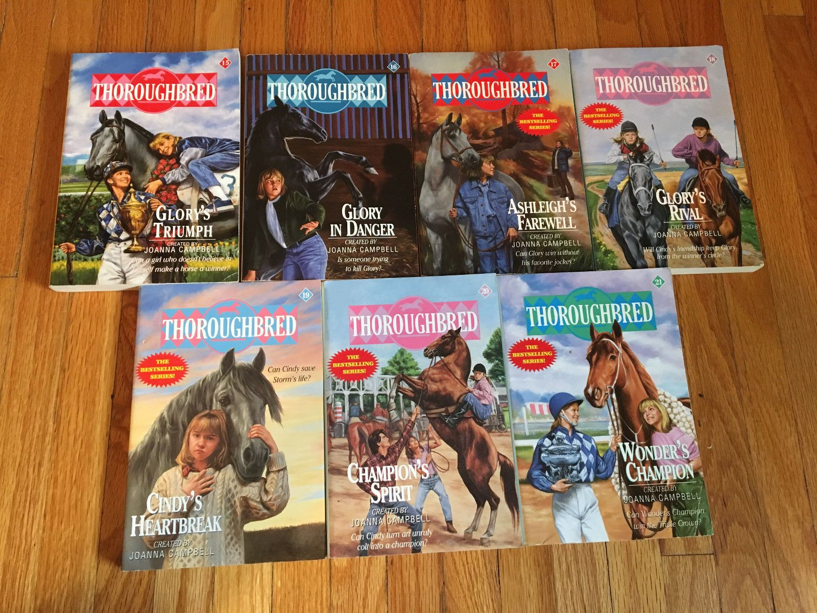 Thoroughbred books