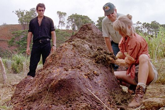 Jurassic Park Dino Poop