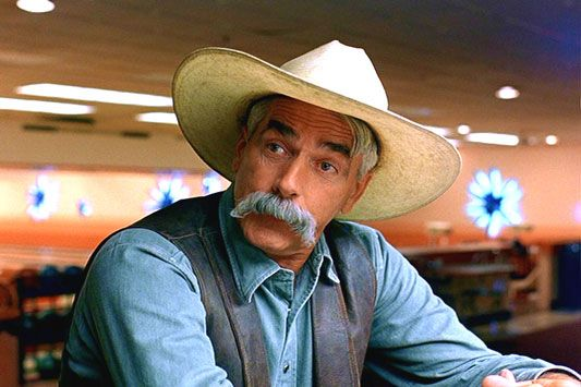 Sam Elliot The big Lebowski
