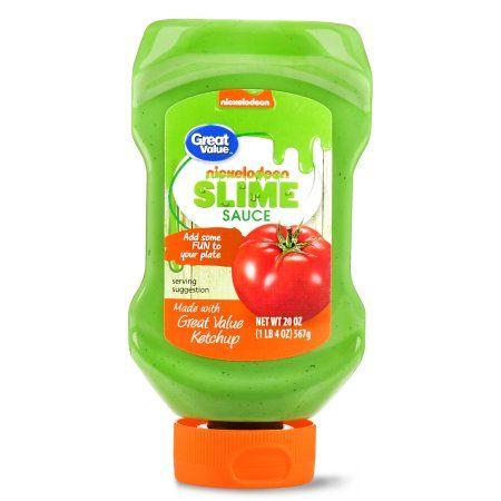 Walmart Slime Sauce