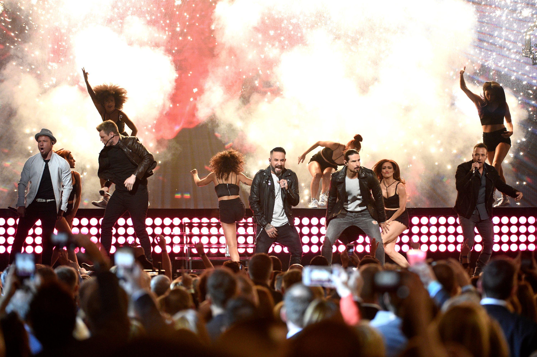 Backstreet Boys CMA