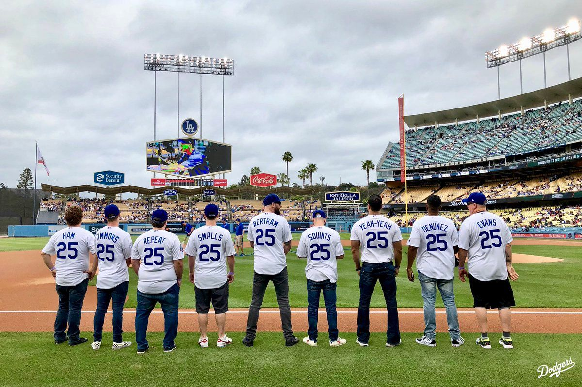 The Sandlot reunion