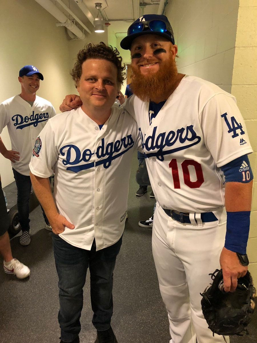 Sandlot meeting Dodgers