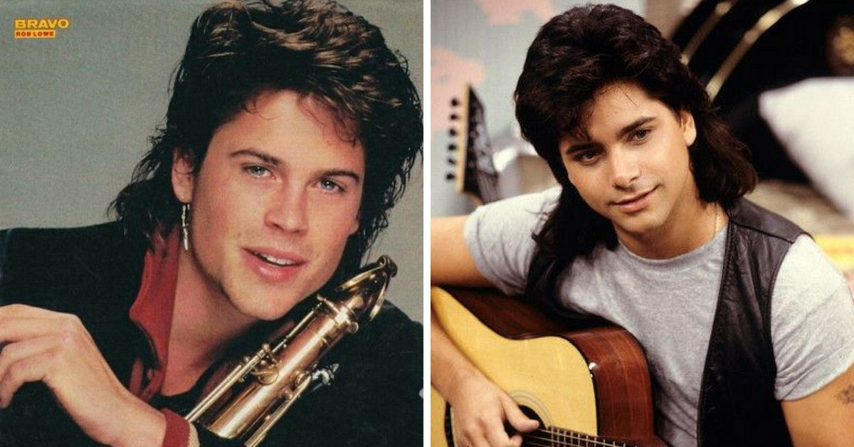 15 Of The Most Important Mullets Of Our Lifetime We Cant Forget