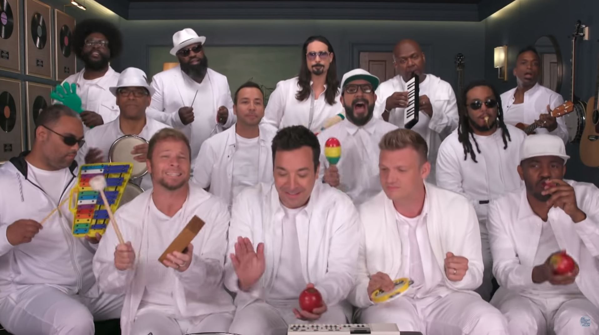 Jimmy Fallon BSB