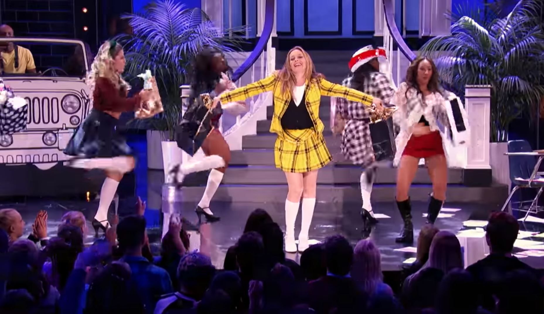Lip Sync Battle Alicia Silverstone