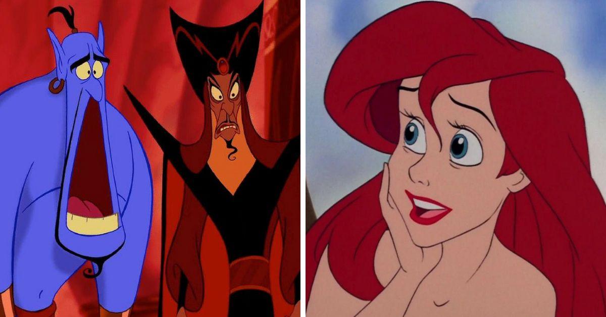 Weird Disney Movies 10