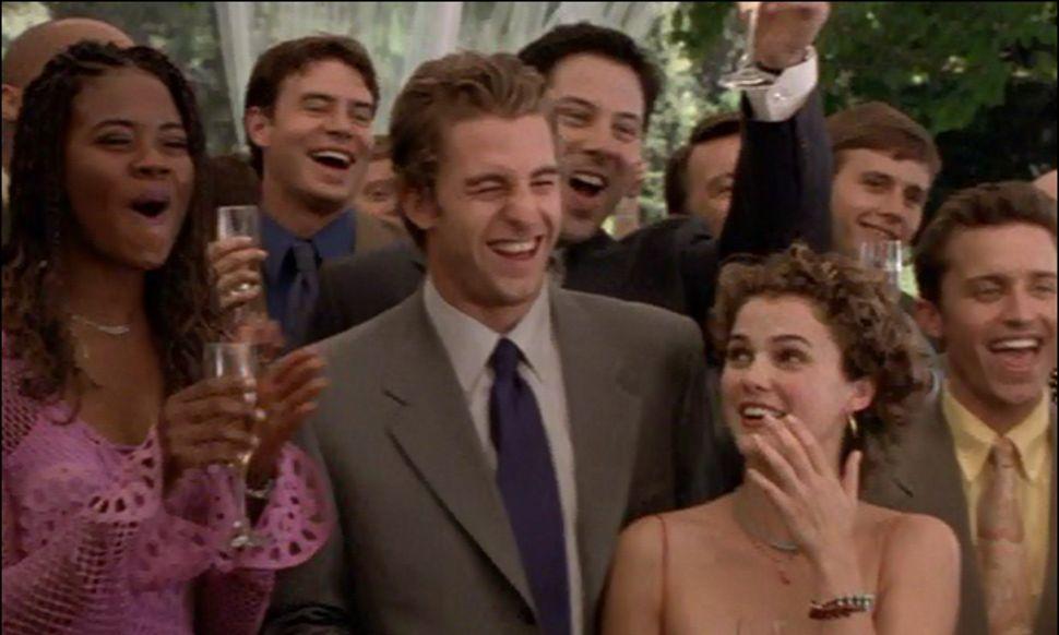 Felicity wedding