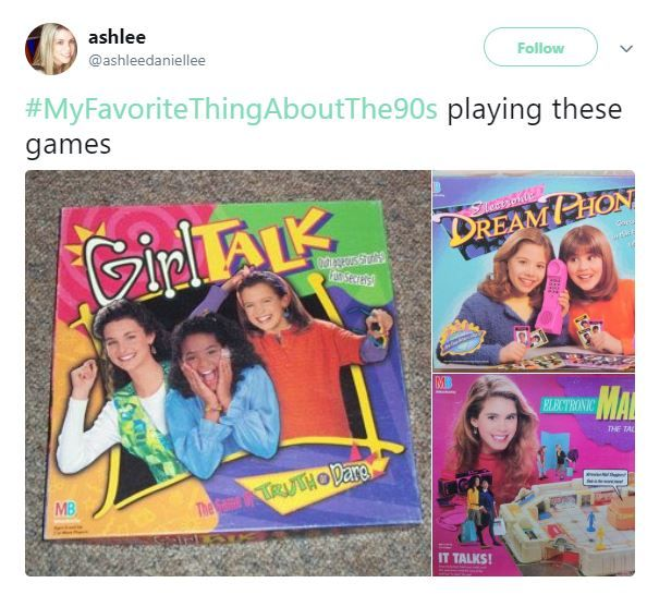 Girlie Board Games