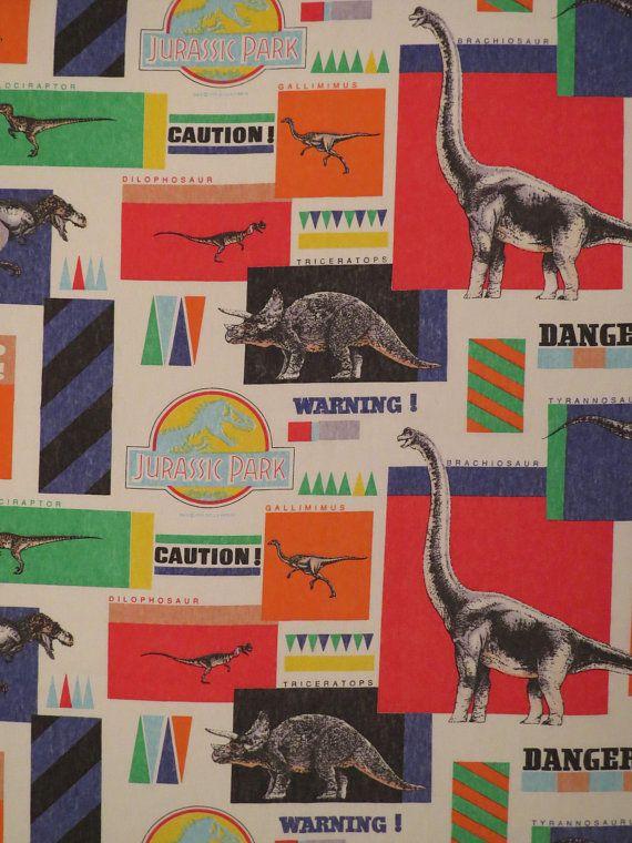 Jurassic Park Sheets