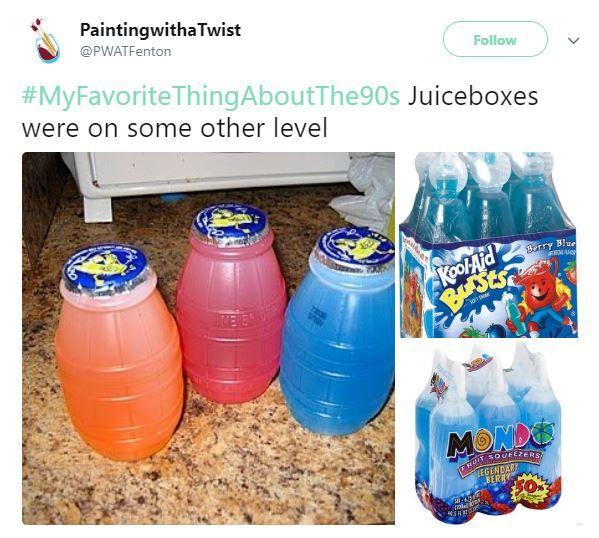90s Juice