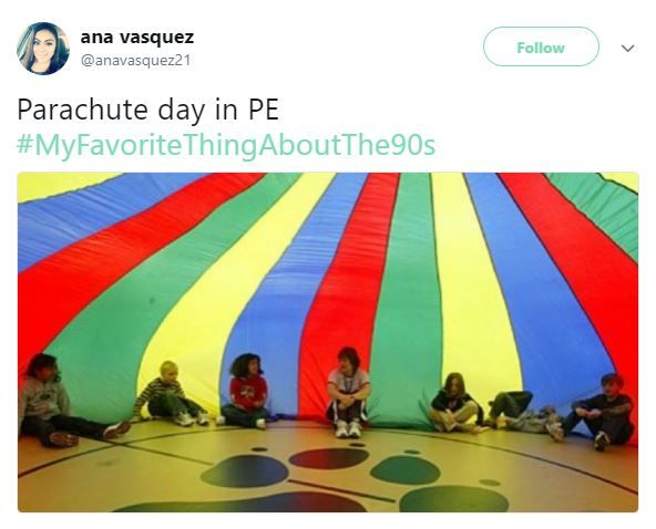 Parachute day