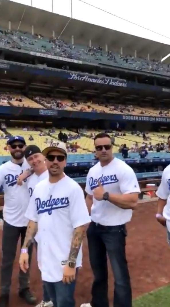Sandlot Dodgers Stadium