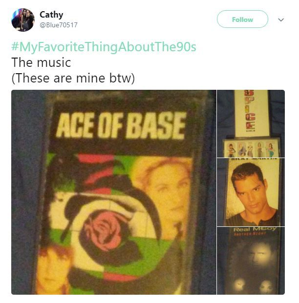 Tapes 90s