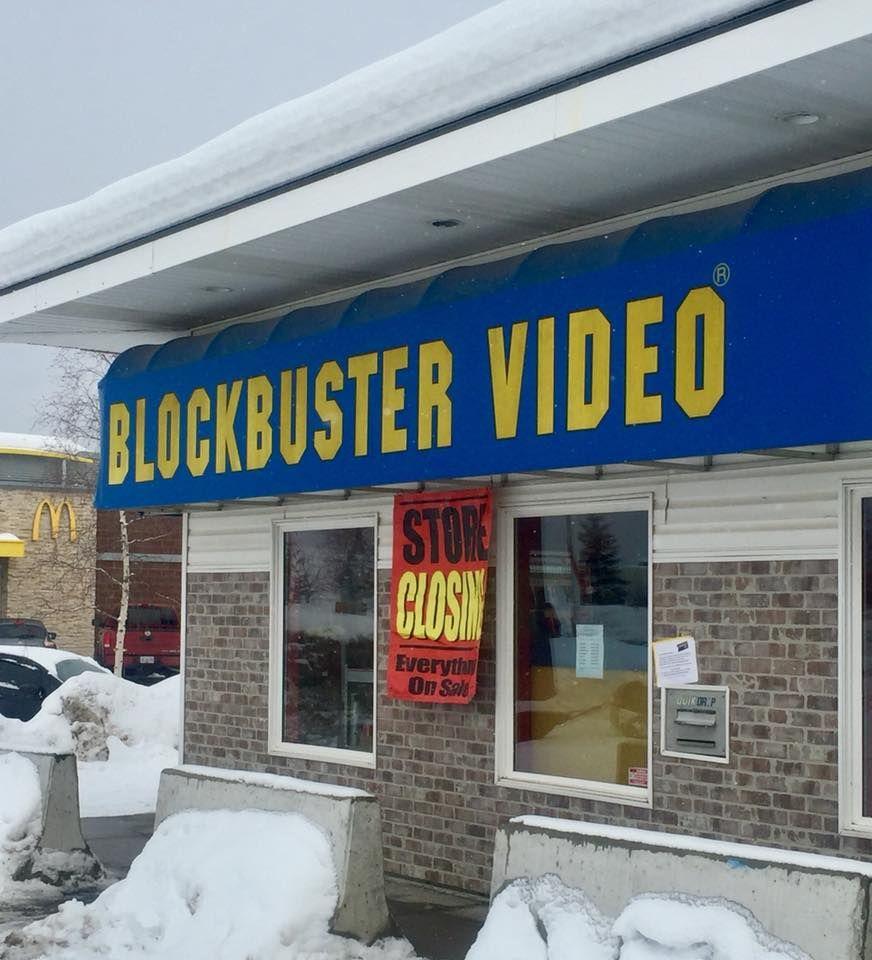 Blockbuster Alaska