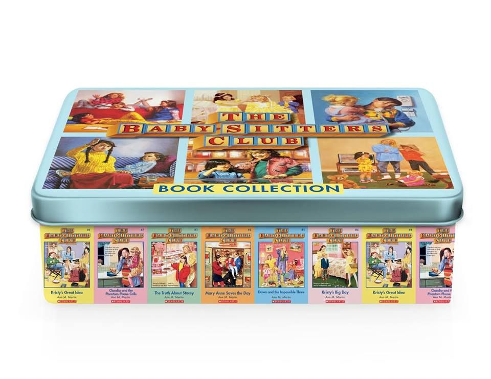 Baby-Sitter's Club book set