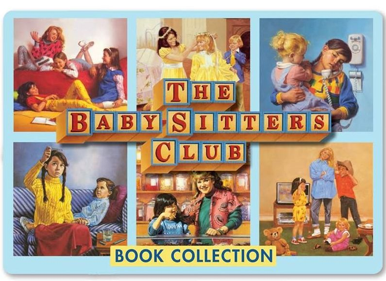 The Baby-Sitter's Club book collection