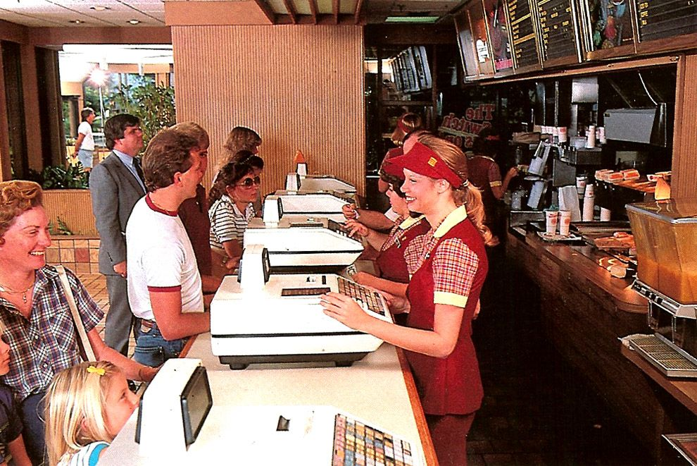 Burger King 80s