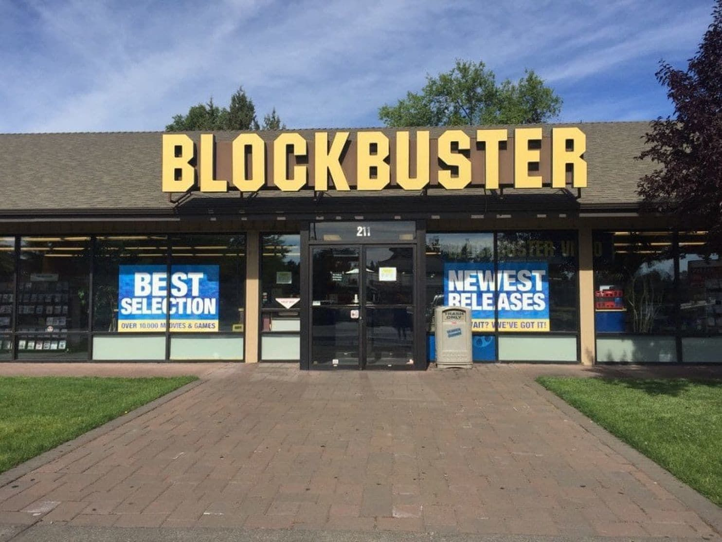 Blockbuster Oregon