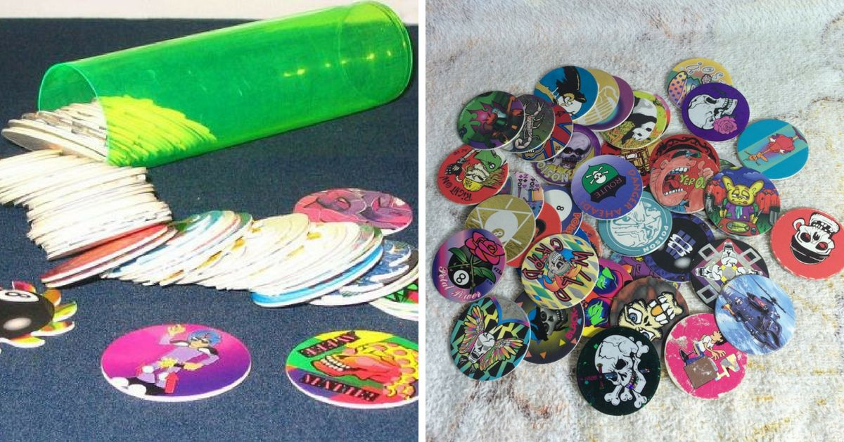 Are Your Old Pogs Actually Worth As Much As People Claim?