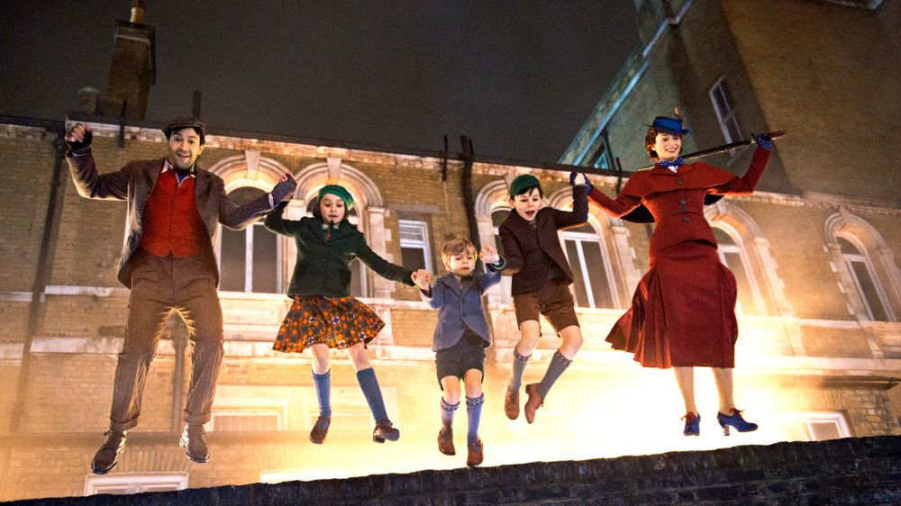 Marry Poppins Returns