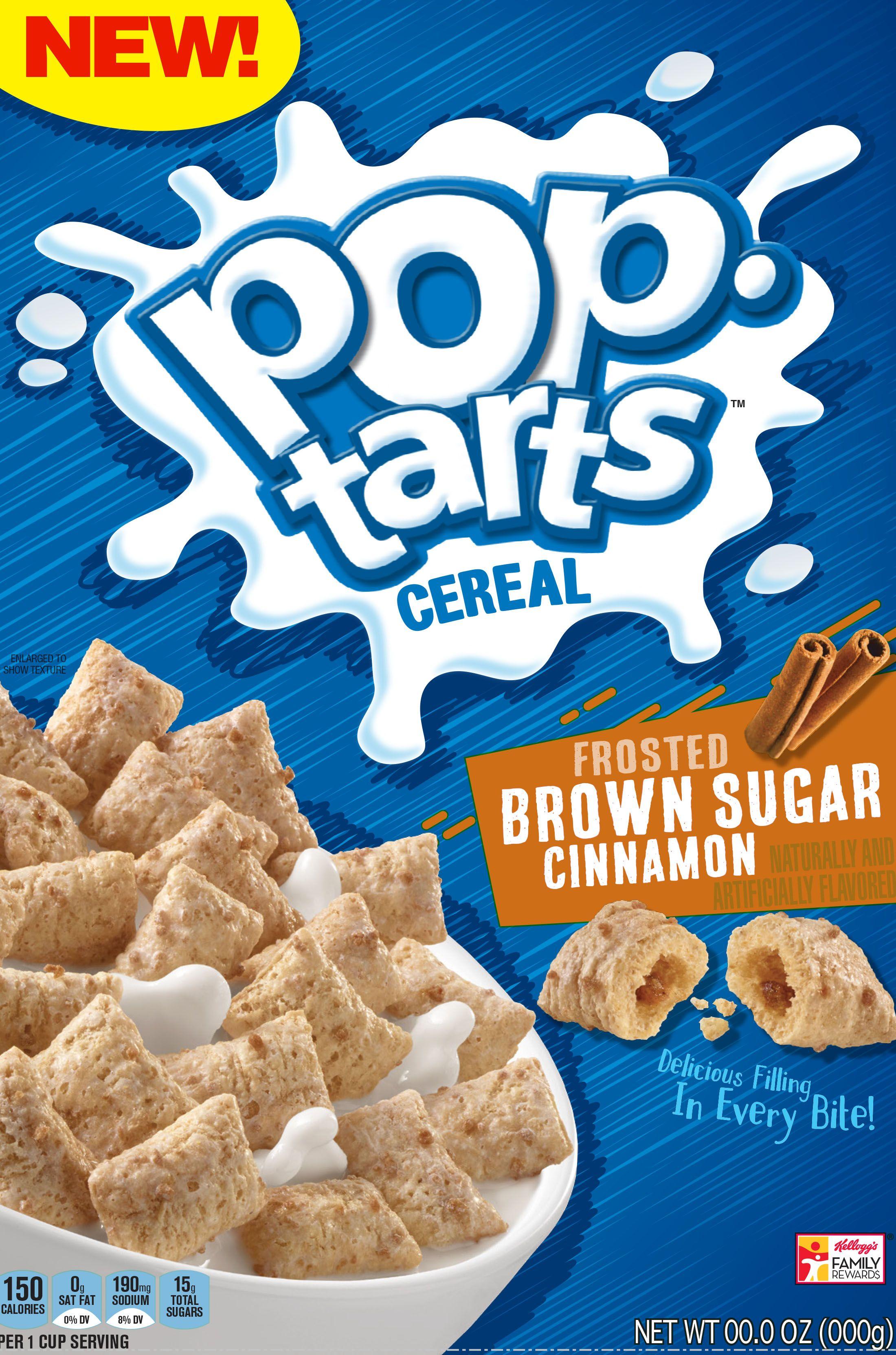 new pop-tart crunch