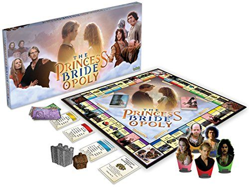 The Princess Bride Opology Game