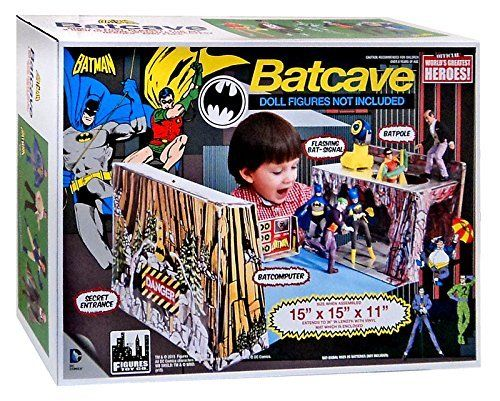 Batman bat cave