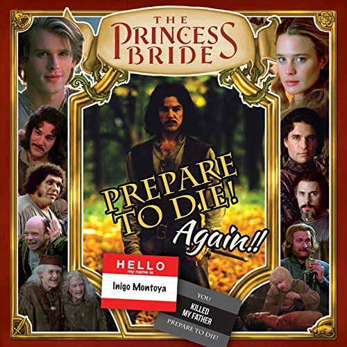 Princess bride board game