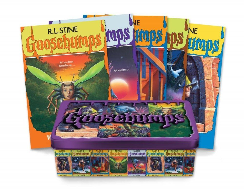 Goosebumps 25th Anniversary Set