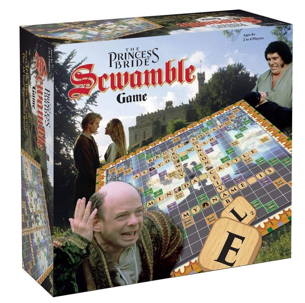 Scwamble