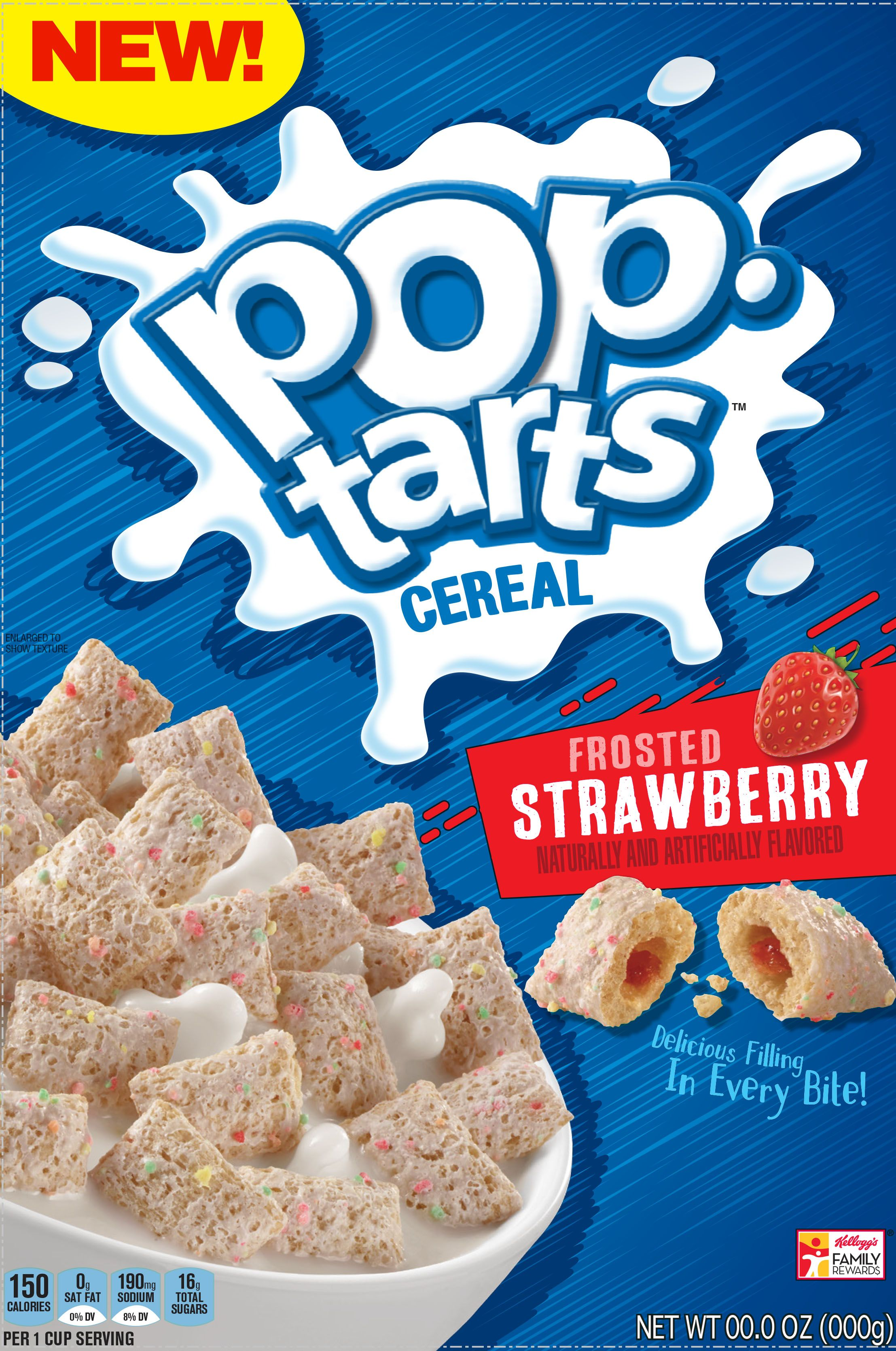 Pop-Tarts cereal