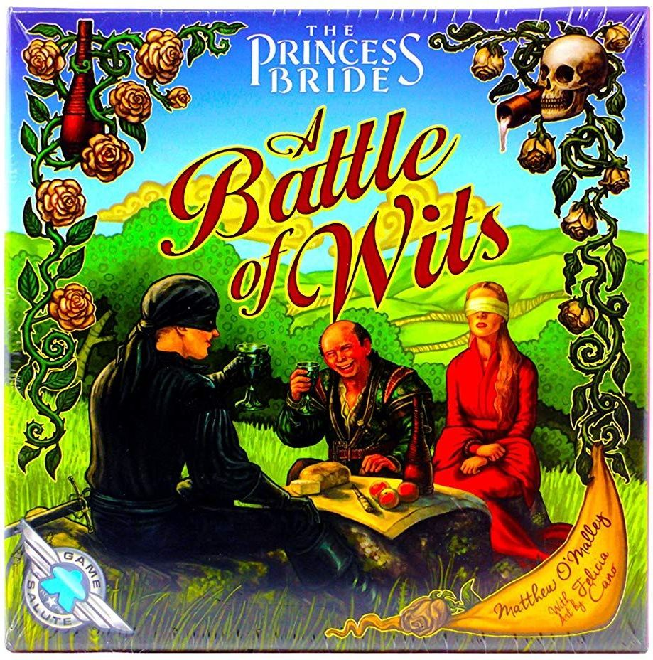Battle of wits game