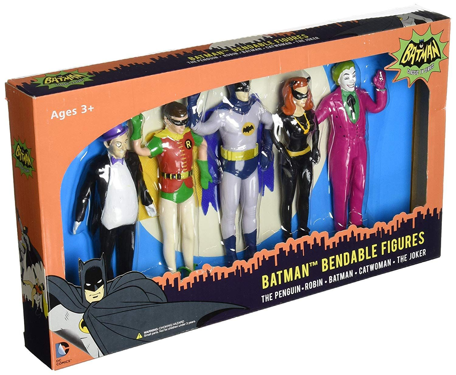 Batman dolls