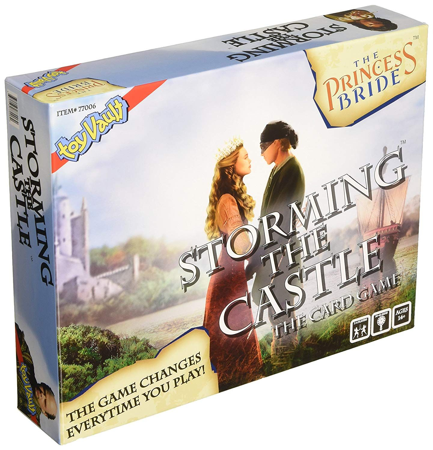 Storming The Castle Game