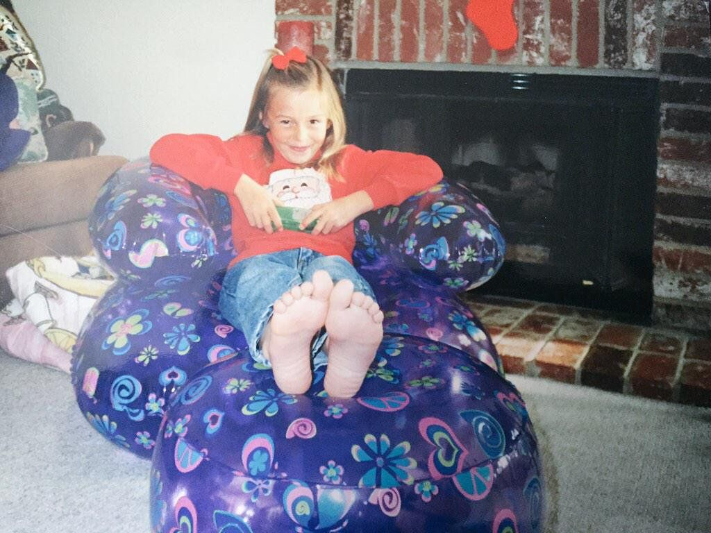 Inflatable Chair 90s