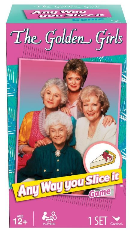 Golden Girls Any Way You Slice It