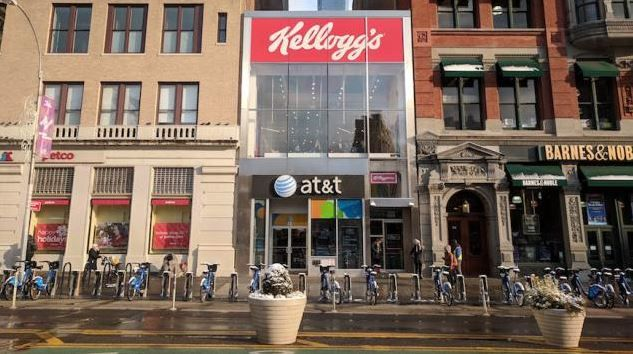Kellogg's NYC Cafe