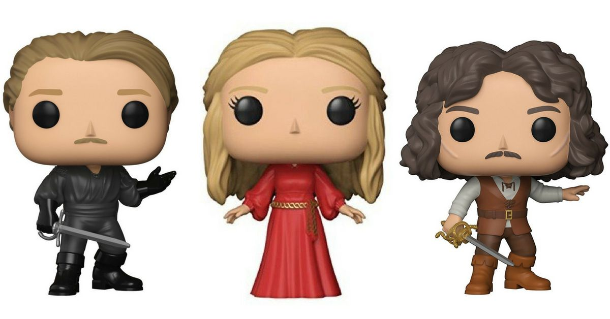 Princess Bride Pop Figures