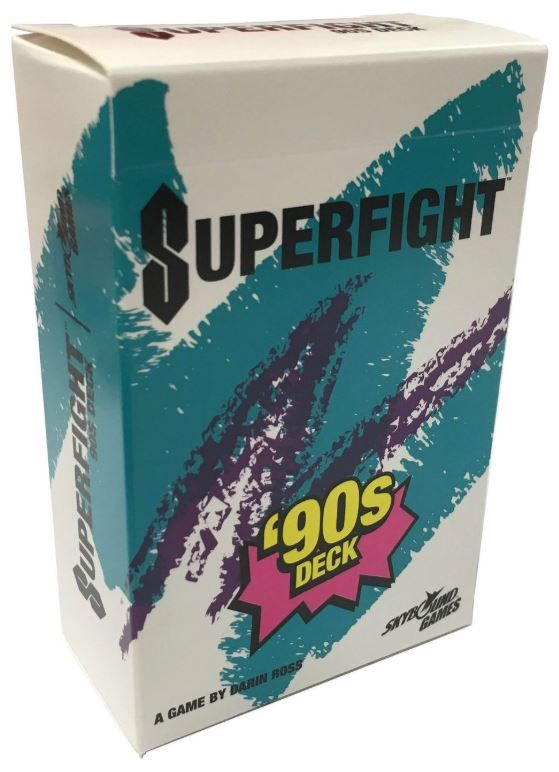 Superfight 90s deck