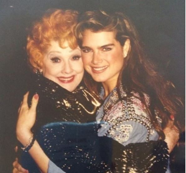 Brooke Shields Lucille Ball