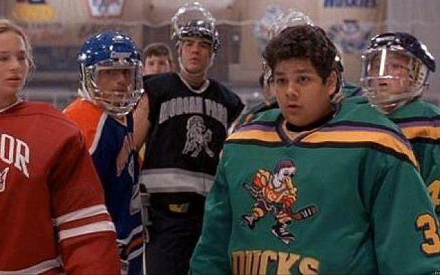 Mighty Ducks Shaun Weiss