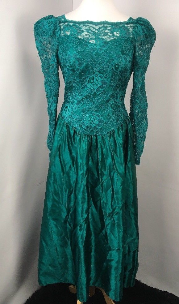 80s bridesmaids dress