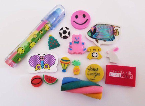 90s erasers