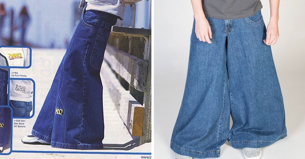 7 things about jnco jeans that like your feet you never
